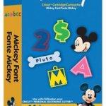 Disney Mickey Font