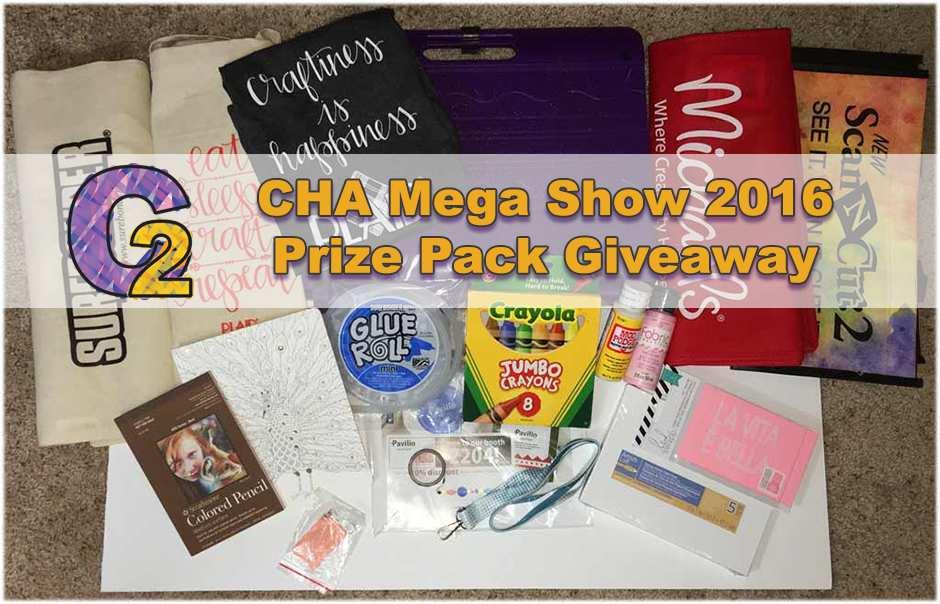 CHA 2016 Giveaway