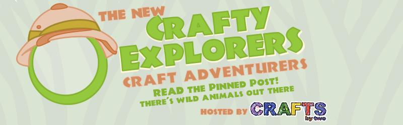 Crafty Explorers - Craft Adventures
