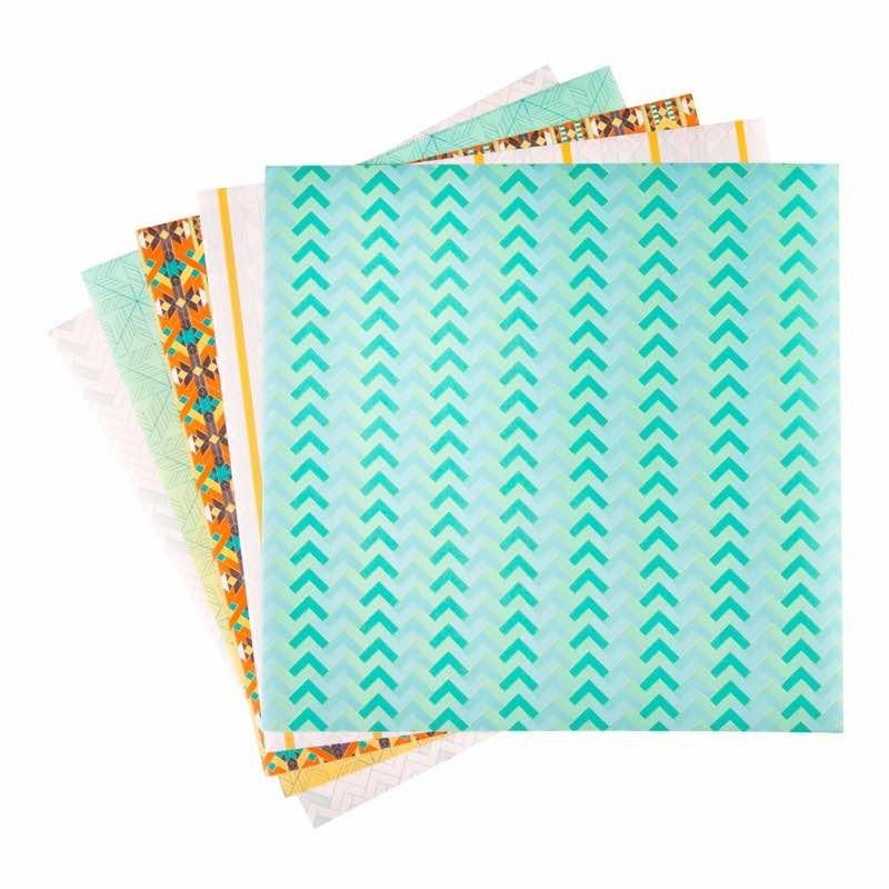 Designer - Cricut Washi Sheets