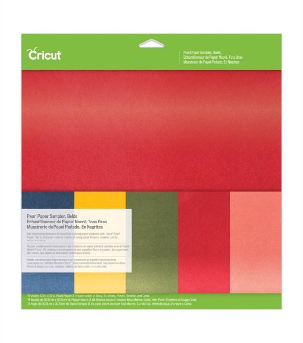 Pearl Paper Sample - Bold