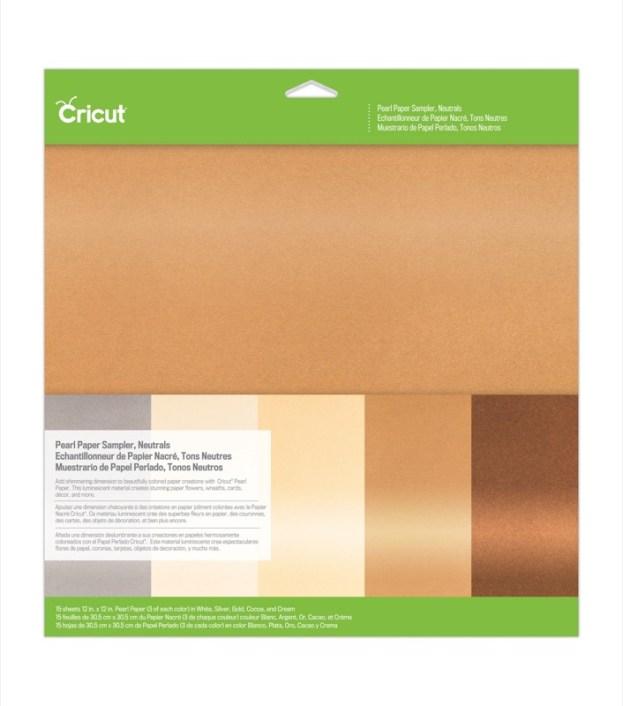 Pearl Paper Sample - Neutrals