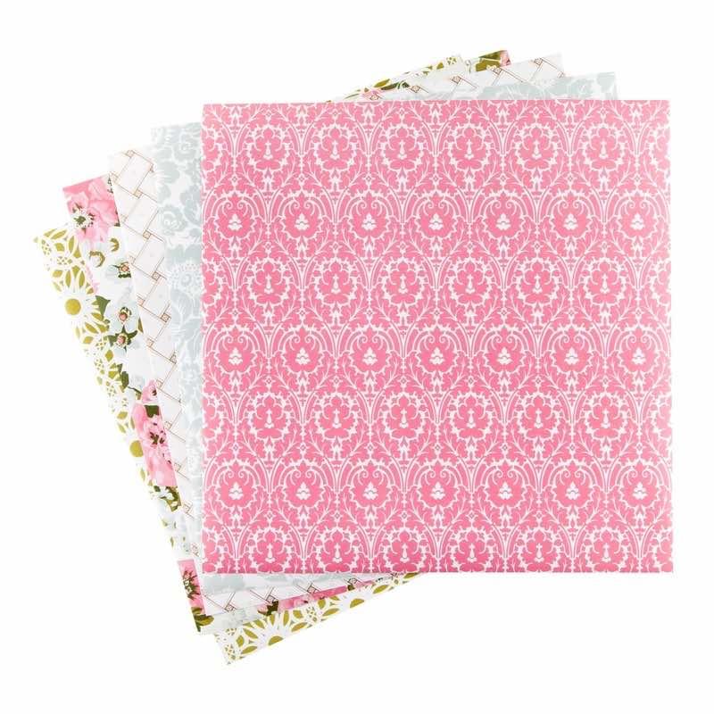 Anna's Pretty Prints - Cricut Washi Sheets