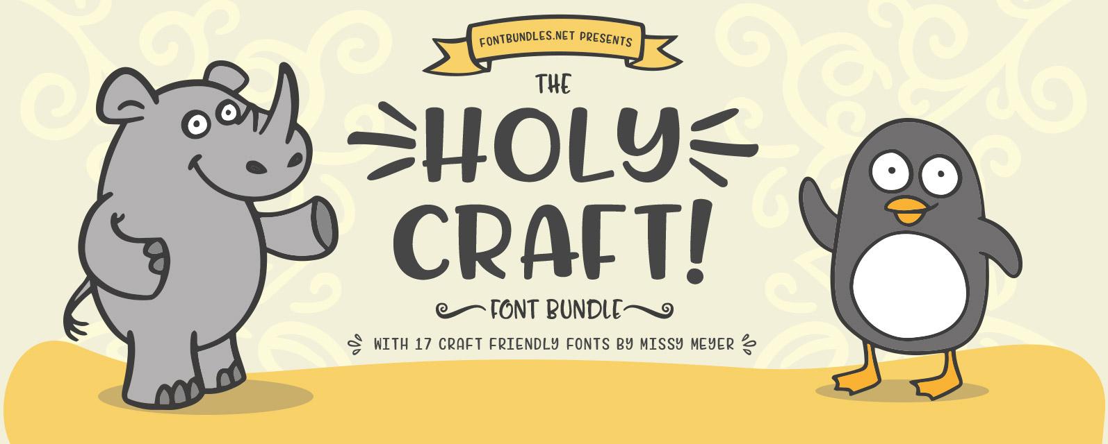 The Holy Craft Bundle