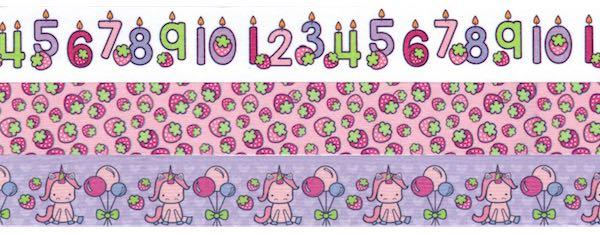 Sweet Stamp Shop - Washi - Celebration