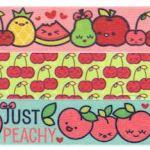 Sweet Stamp Shop - Washi - Fruity