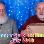 Summer '18 Surprise Die & Embossing Bundle from Spellbinders Unboxing