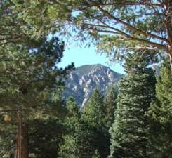 Mountian from the Deck