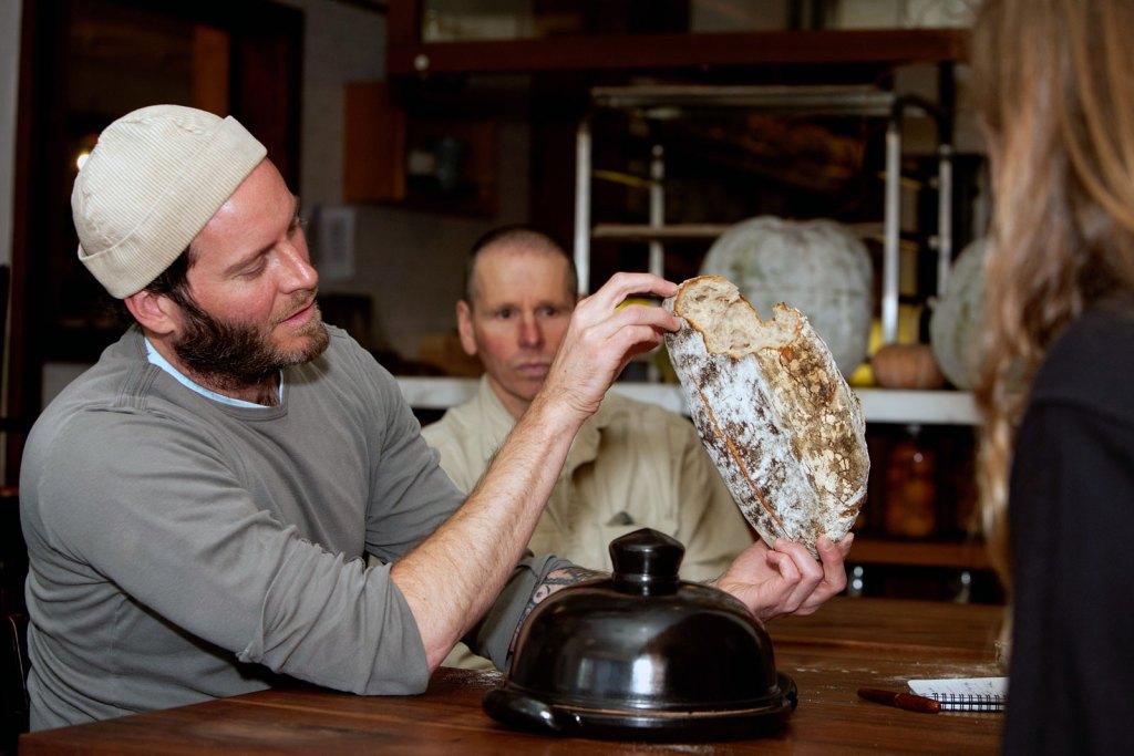 Chad Robertson of Tartine Bakery fame | Craftsmanship Magazine