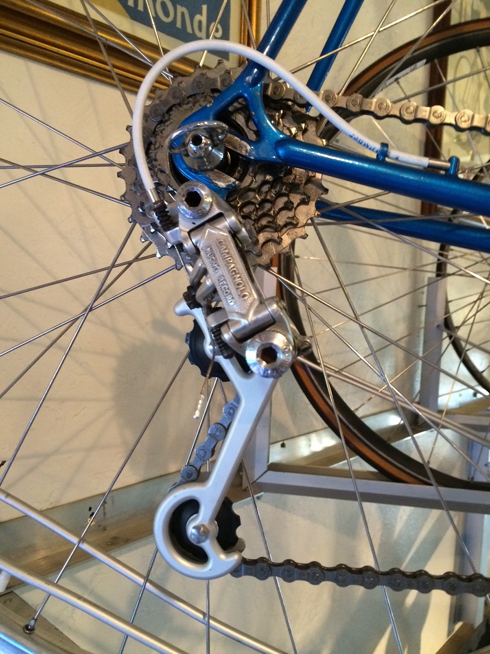 For many bike purists, there is nothing like a Campy