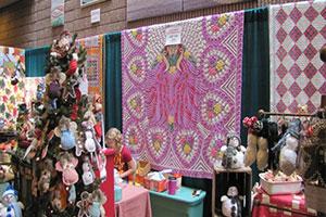 Quilts - Gatlinburg Craftmens Fair