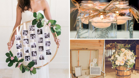20 Diy Wedding Decor Ideas That Are Picturesque And Affordable Craftsonfire