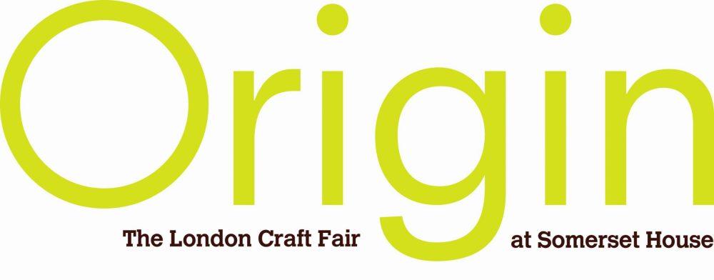 Origin Logo - The London Craft Fair at Somerset House.