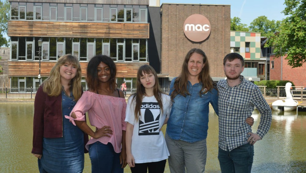 Craft Fellowships at MAC Birmingham