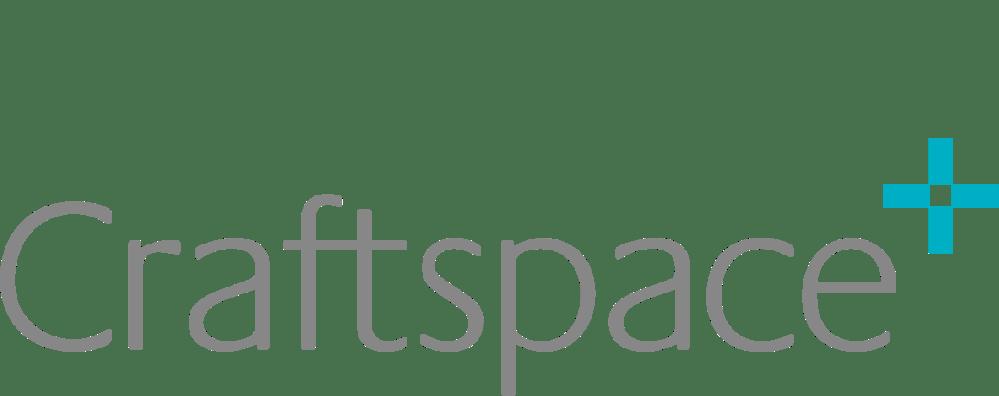Craftspace plus logo