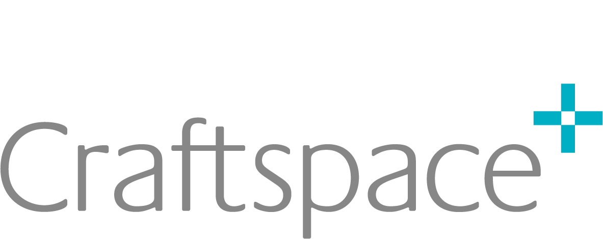 Craftspace plus logo