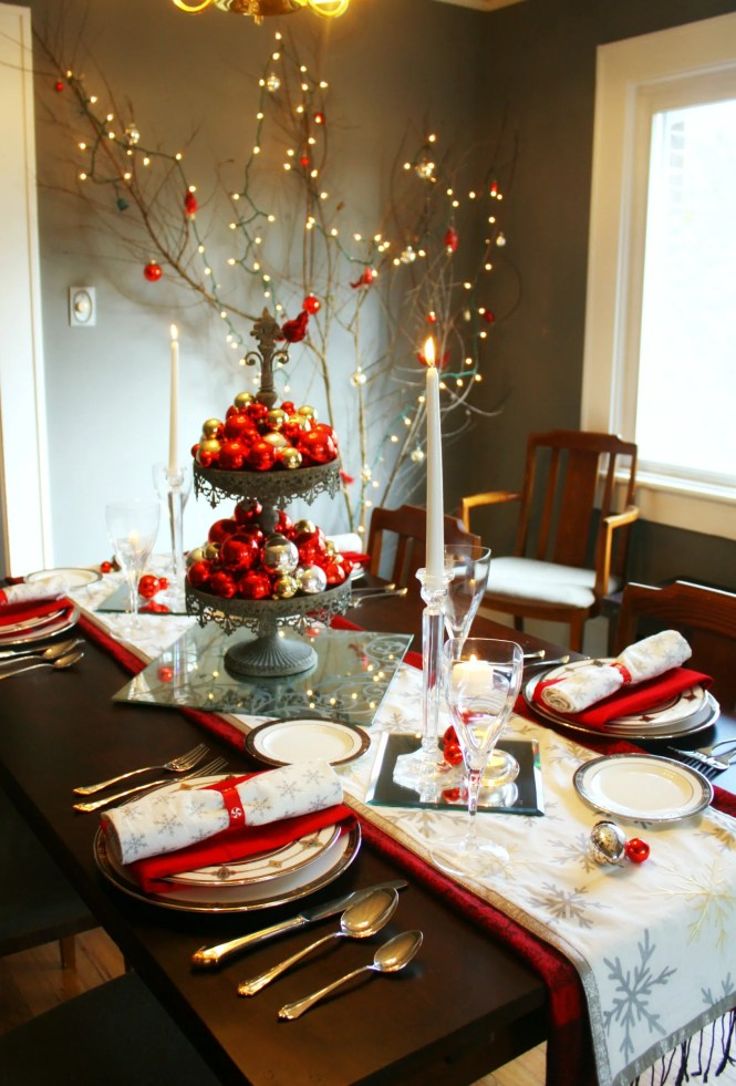 Decorations Inexpensive Christmas Table Centerpiece Ideas Elegant White Family Room Design Shower