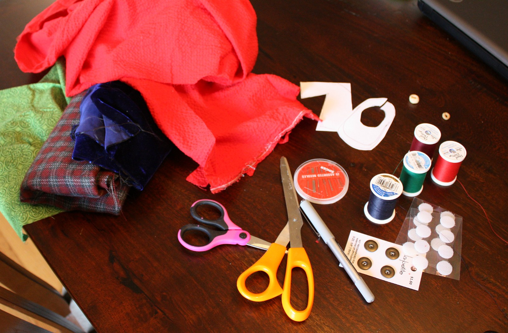 Hand Clothes Mending