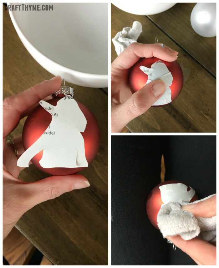 How to make cheap Star Wars ornaments