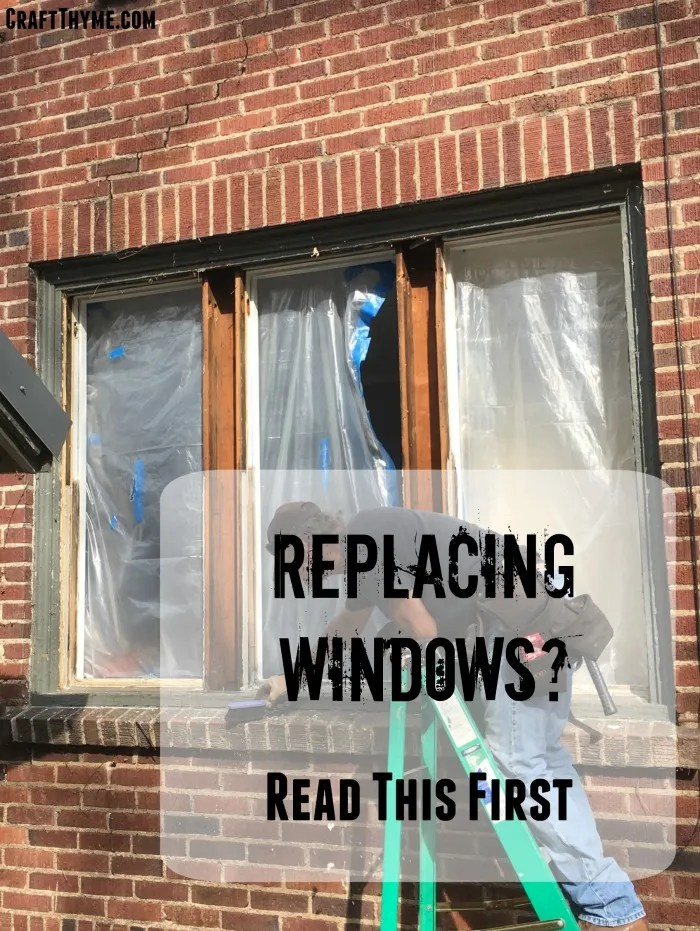 Replacing Windows? Read this guide on what to expect for a smooth installation.