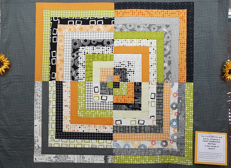 Demos in Quilt Shop - Craft-a-Palooza @ Vancouver Location | Vancouver | Washington | United States