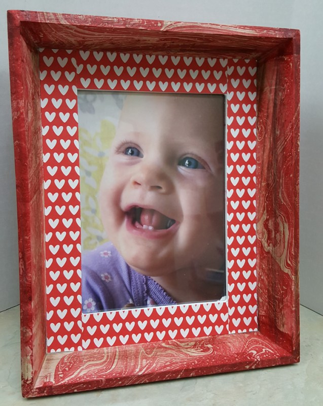 Marbled Frame @ Vancouver Location | Vancouver | Washington | United States