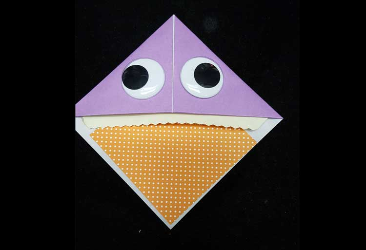 Spring Break Events - Origami Monster Bookmark @ Vancouver Location | Vancouver | Washington | United States