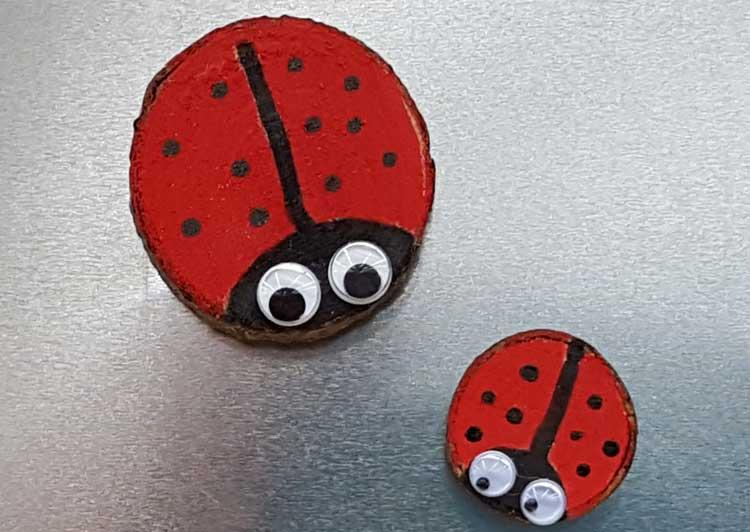 Spring Break Events - Ladybug Magnets @ Vancouver Location | Vancouver | Washington | United States
