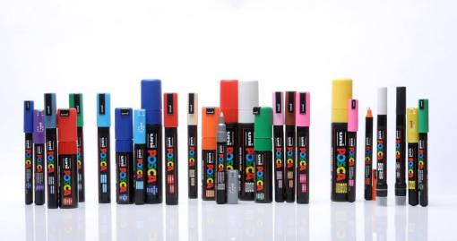 Uni Posca Paint Pens available at Craft Warehouse