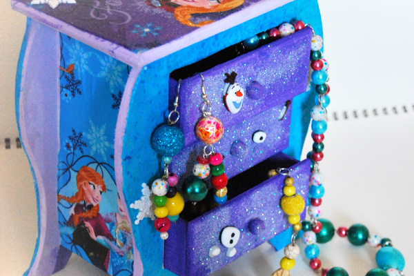 frozen jewelry box by design team final product final