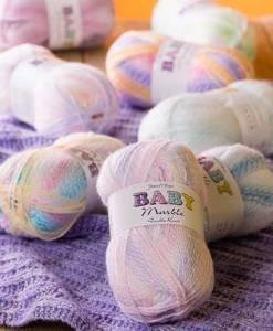 Marble DK Baby Marble Yarn