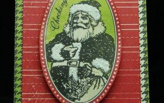 Authentique Christmas Cards