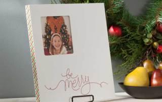 Holiday Craft Frame