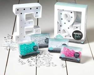 Heidi Swapp Marquee love letters, marquee lights sign