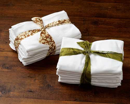 7 Piece Flour Sack Towel Bundle
