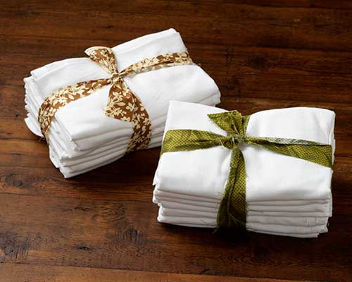 7 Piece Flour Sack Towel Bundle
