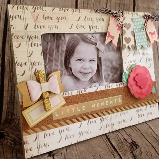 Maggie Holmes Style Board by Crate Paper Frame