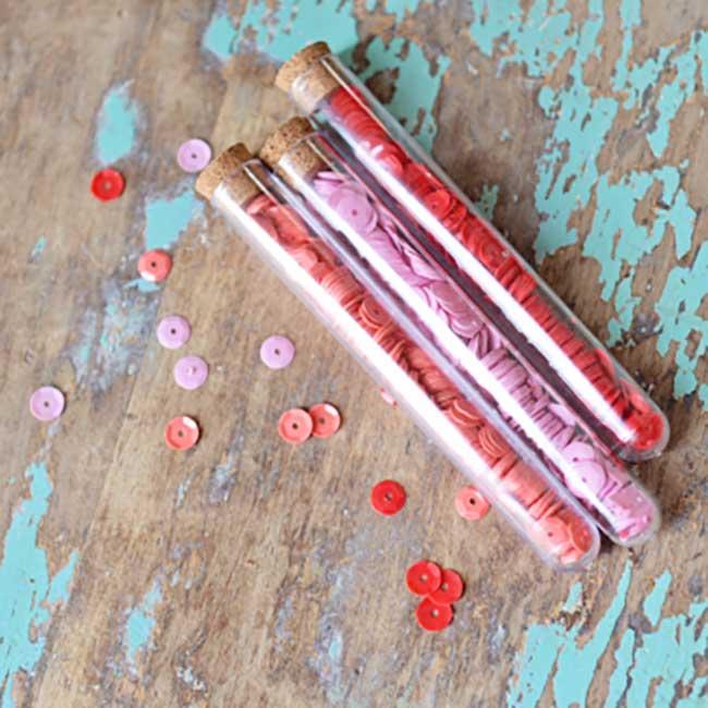 Hazel and Ruby Handmade Sequins