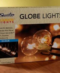 Stenna Globe Lights
