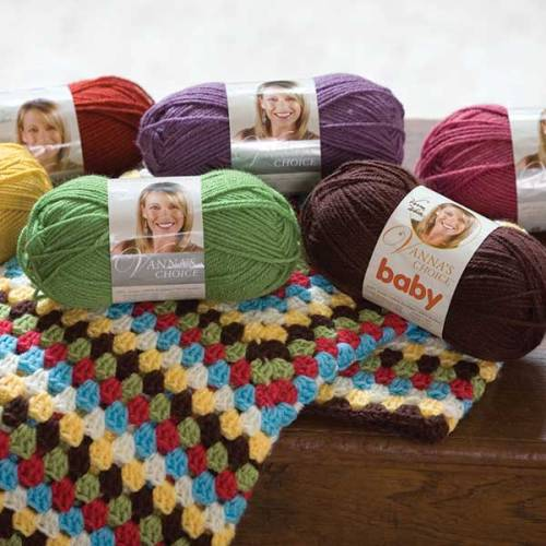 Vanna Choice Baby Yarn