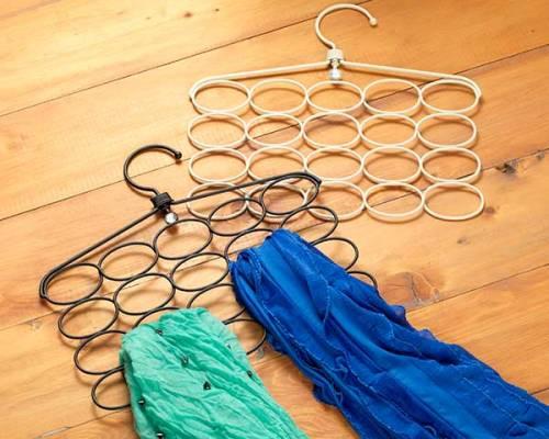 20 Scarf Hanger