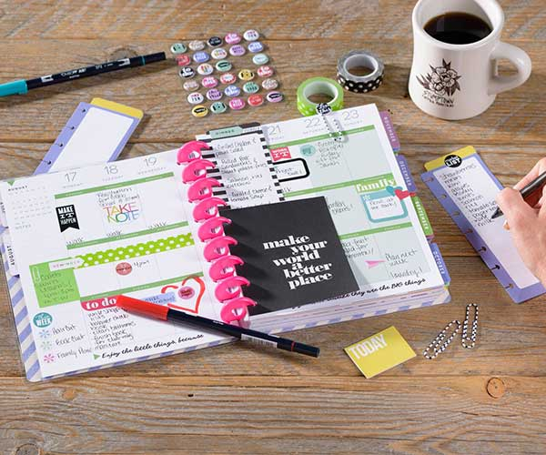 Planners, Journals and Planner Accessories at Craft Warehouse