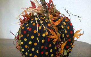 No Sew Pumpkin