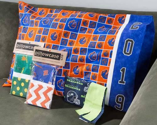 College Pillowcase Kits