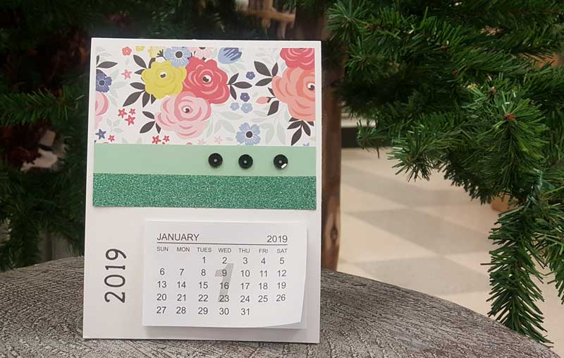 2019 Desktop Calendar @ Meridian Location | Meridian | Idaho | United States