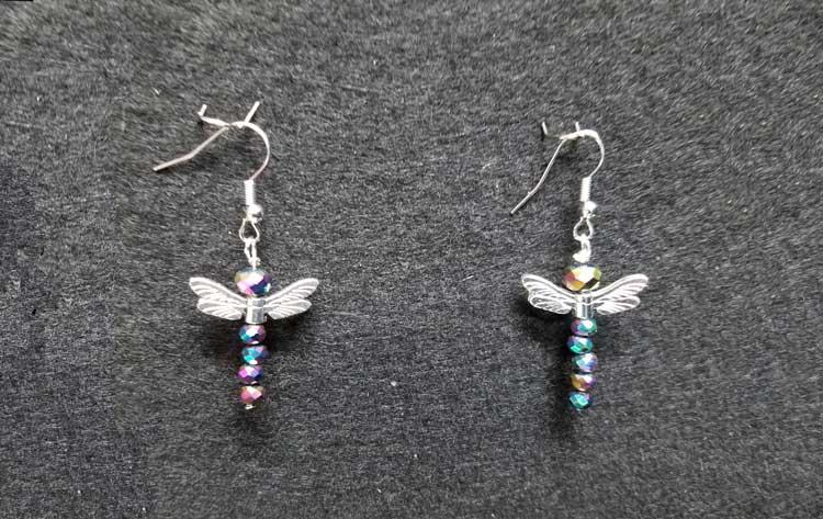 Dragonfly Earrings @ Kennewick Location | Kennewick | Washington | United States