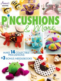 Pincushions and More by Chris Malone