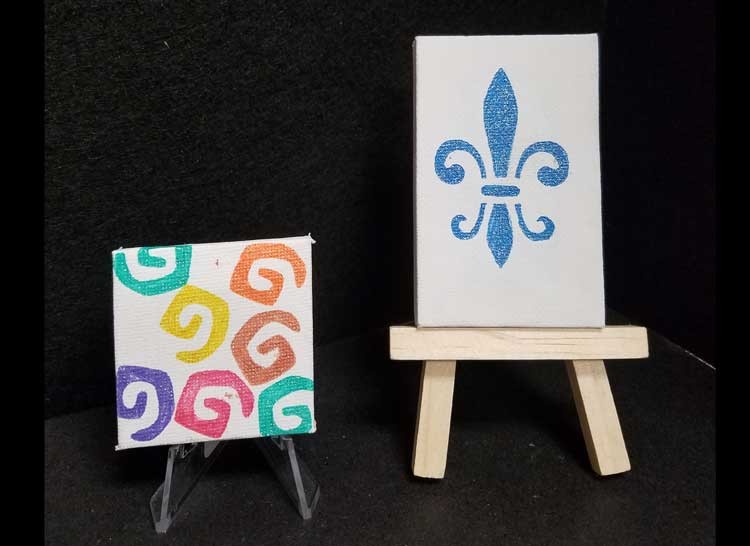 Color a Mini Canvas @ Kennewick Location | Kennewick | Washington | United States