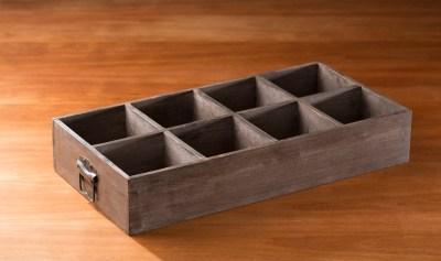 garden box organizer