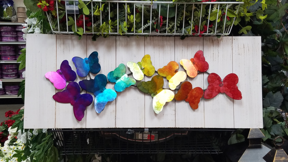 Happy Hour: Alcohol Ink Butterflies